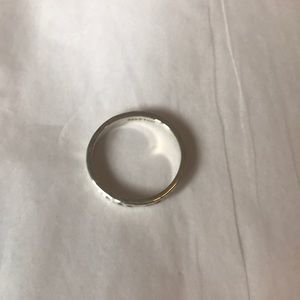 Thin Silpada Sterling Silver Ring